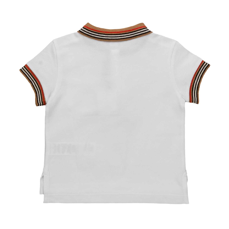 91880f8a24b9b Burberry - Logo Polo Shirt For Baby Boys - annameglio.com shop online