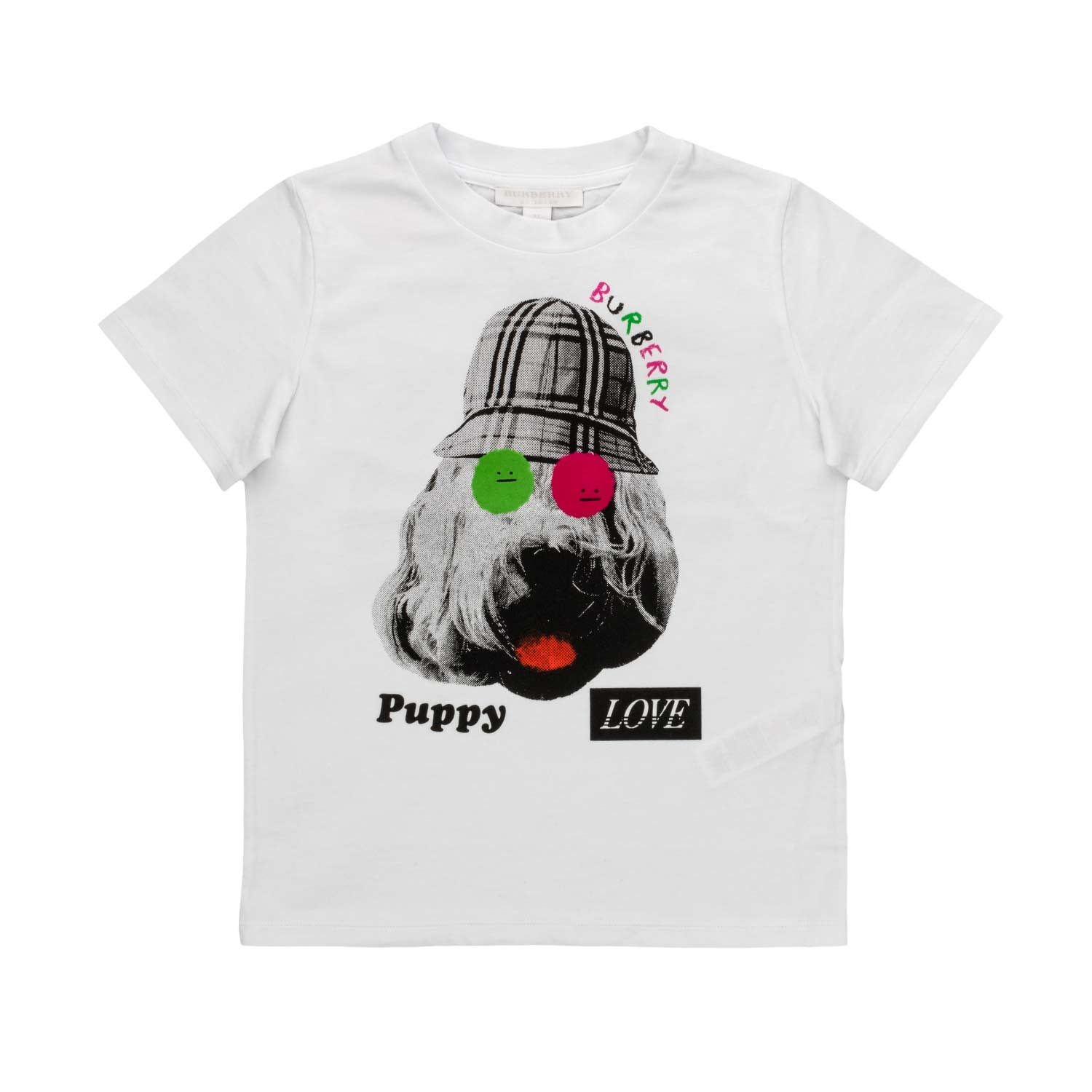 80a01af60253 Burberry - Puppy Love T-Shirt For Girls - annameglio.com shop online