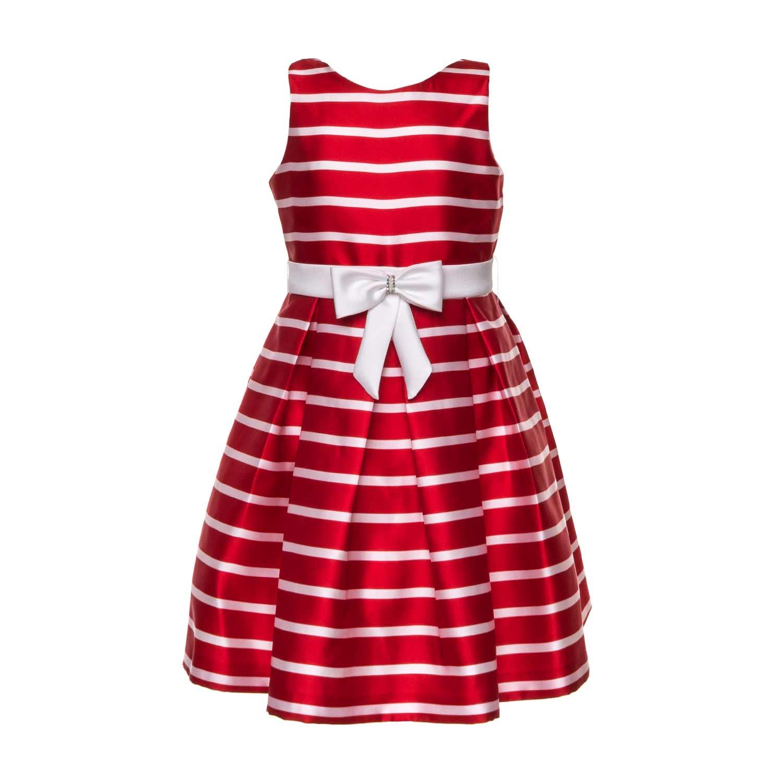 8738d10b2f5c Mimilú - Abito Rosso Cerimonia Bambina - annameglio.com shop online