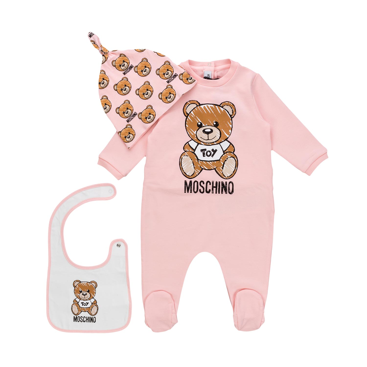98abf5bbb Moschino - Gift Set For Baby Girls - annameglio.com shop online