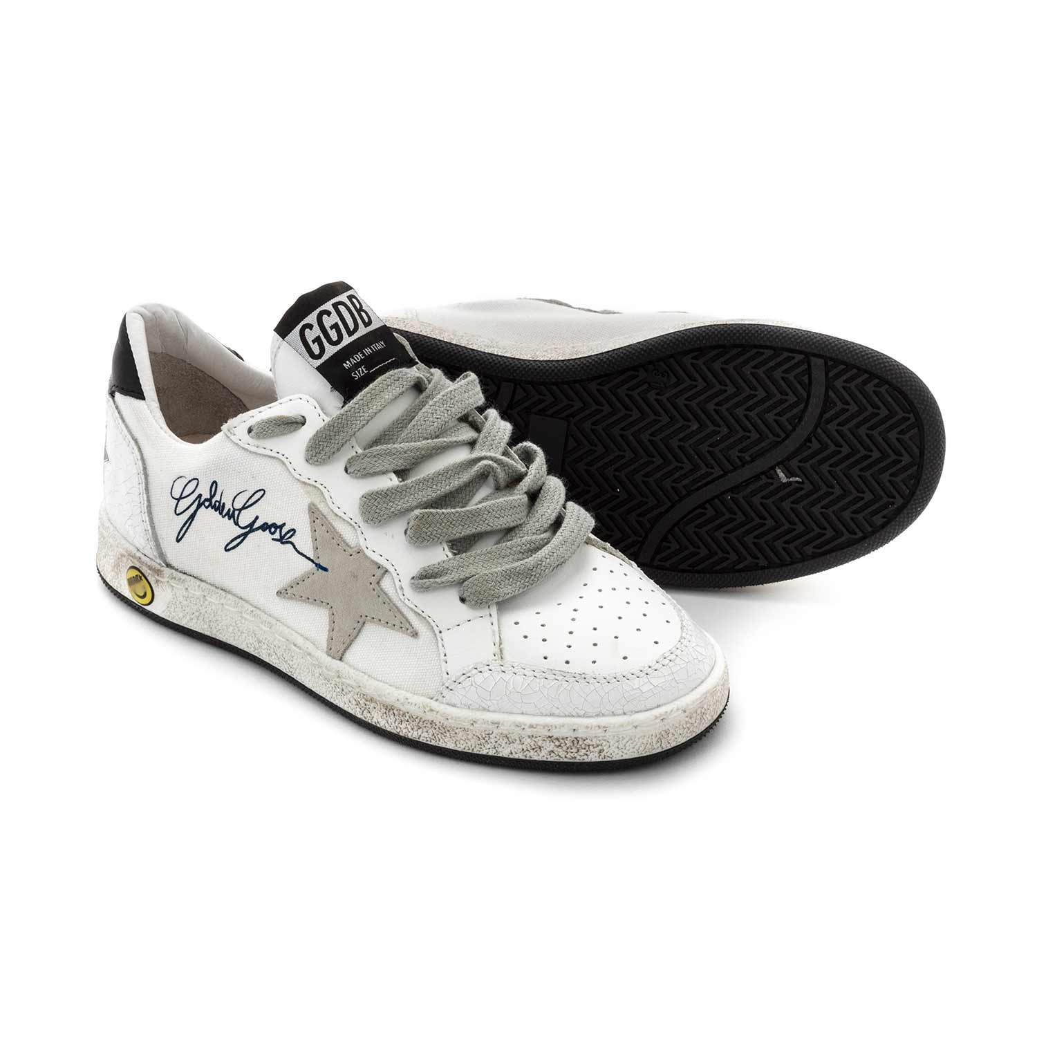 Golden Goose - Ggdb Sneakers For Boys