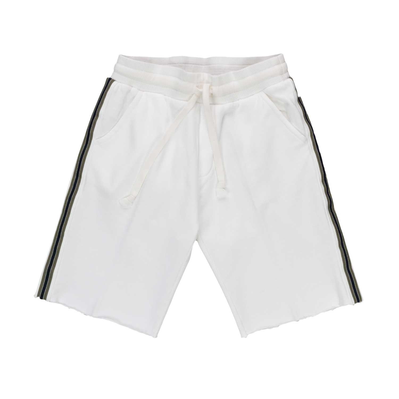 a basso costo 611a5 6dd1d Pantaloncini Bianchi Bambino Boy
