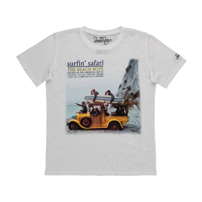 5396aa8640a247 Mc2 Saint Barth - T-Shirt Con Stampa Boy - annameglio.com shop online