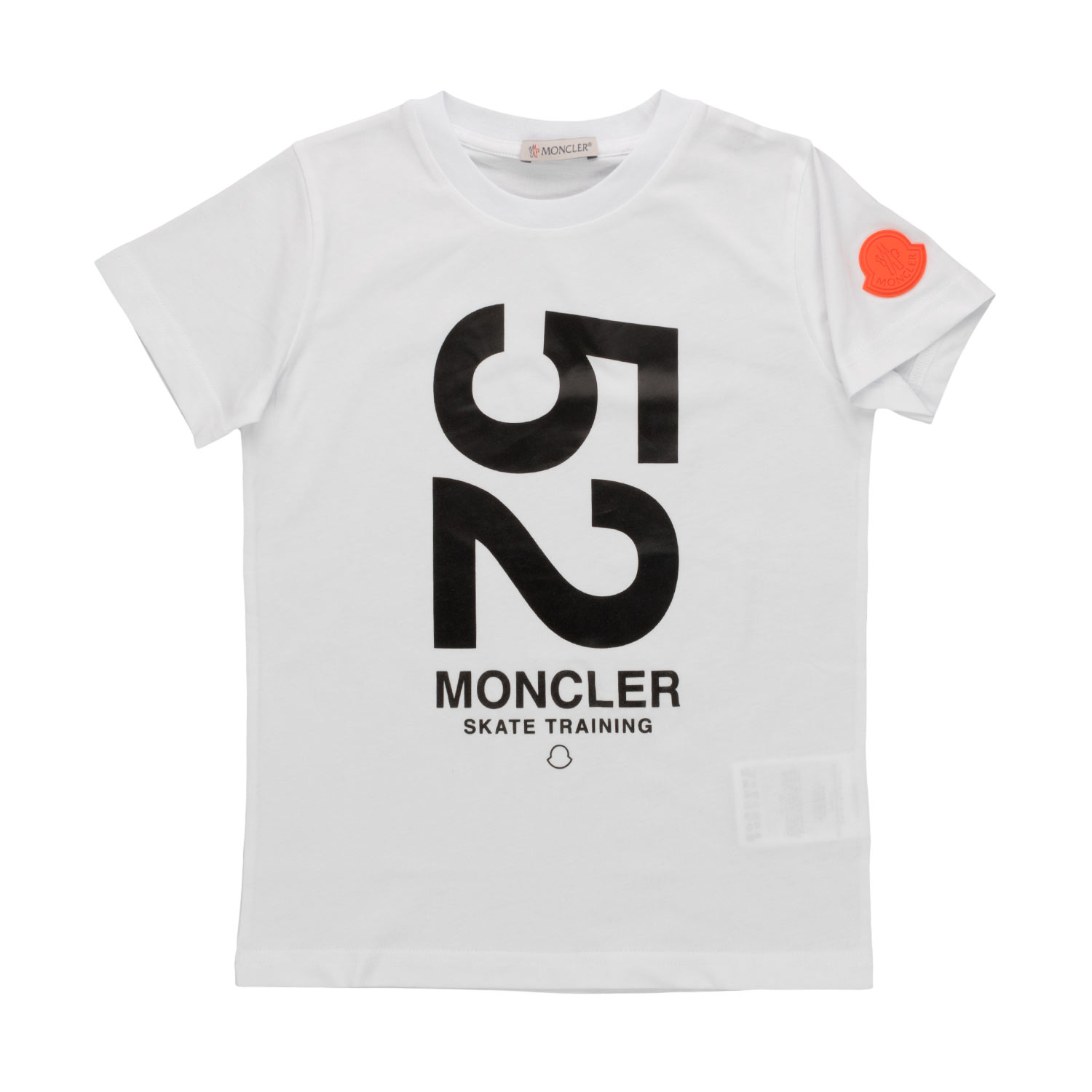 caa655a67 White Cotton T-Shirt For Boys