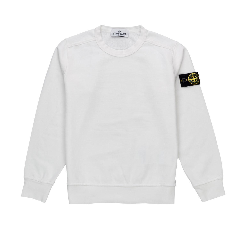 best website dbfea 66579 Boy White Sweatshirt