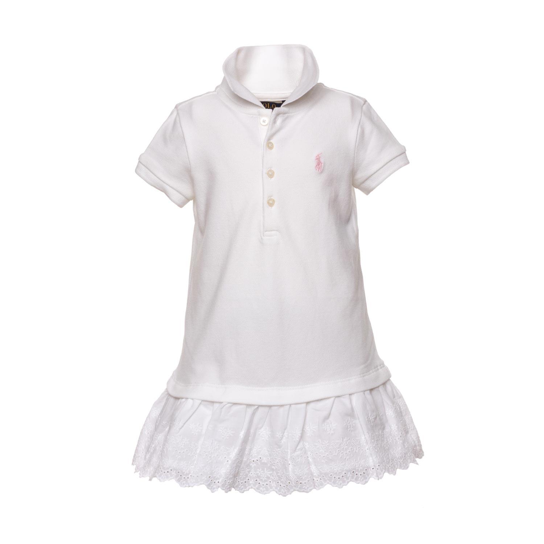 low priced 12b5a 48425 Abito Polo Bambina