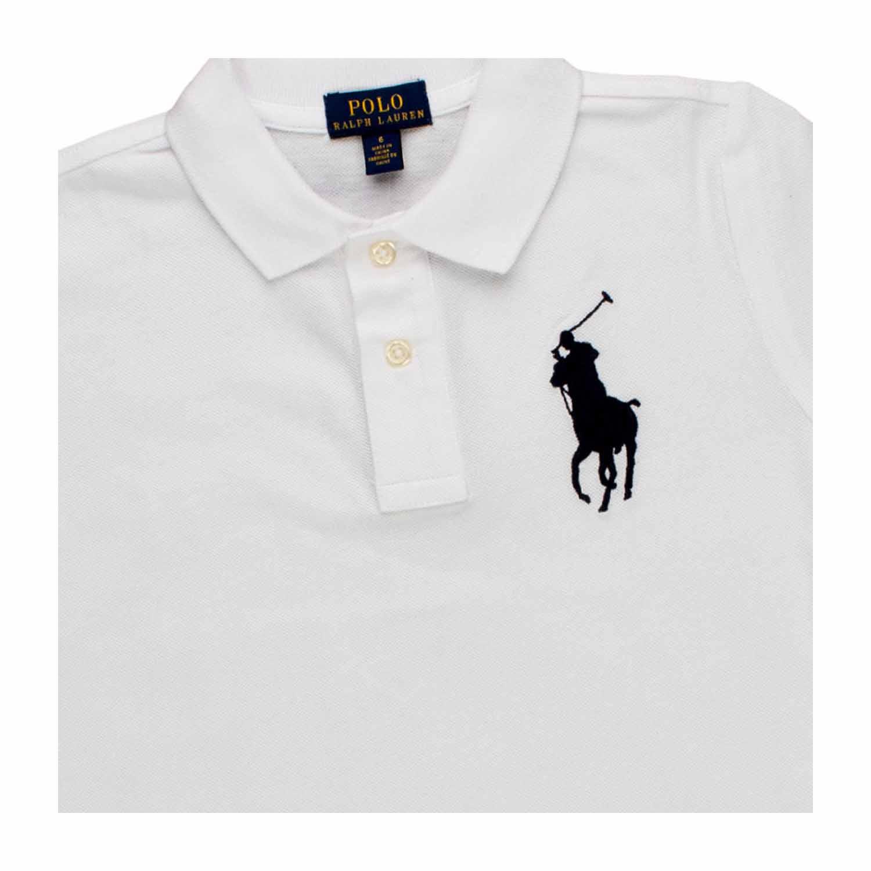 49e23a4c9c4 Ralph Lauren - Boy Big Pony Polo Shirt - annameglio.com shop online
