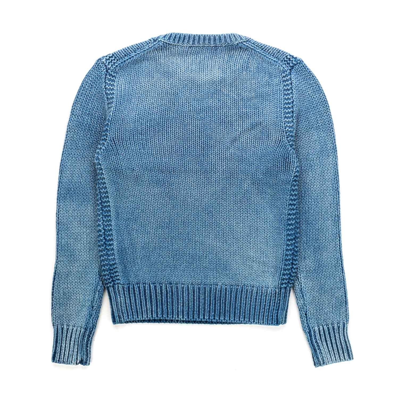 6aab4baff3f6 Ralph Lauren - Flag Cotton Jumper For Boys - annameglio.com shop online