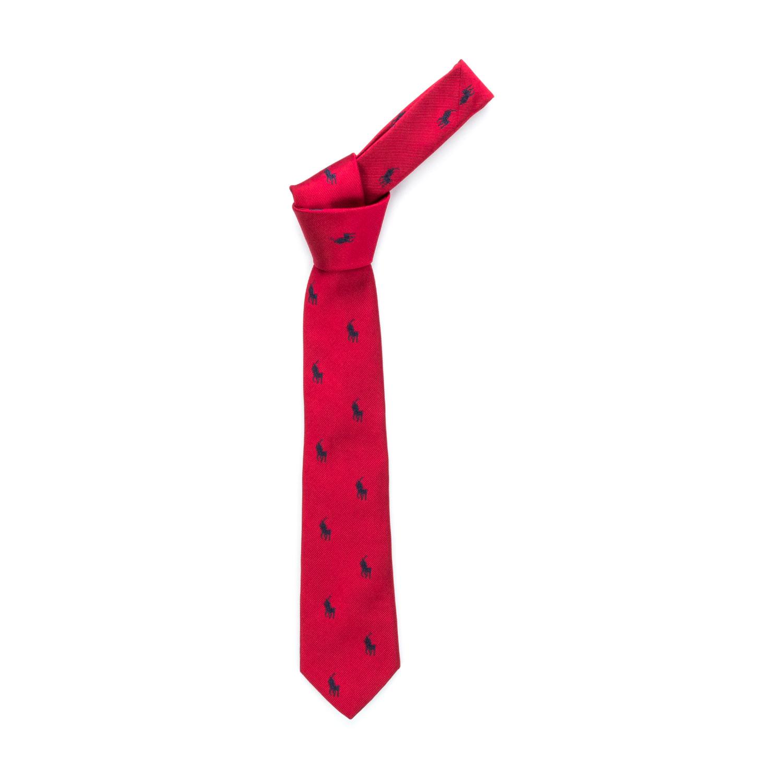 super popular a6dab 334af Red Silk Tie For Boys
