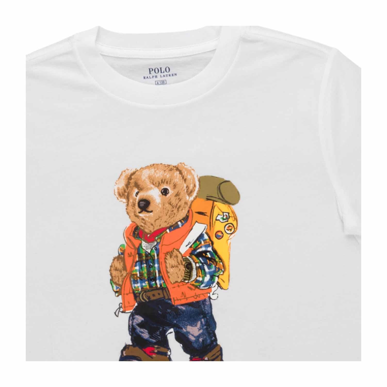 brand new a60c1 e7149 T-Shirt Polo Bear Bambino