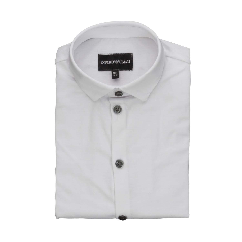 online retailer 4714f 66537 Camicia Bianca Teen Bambino