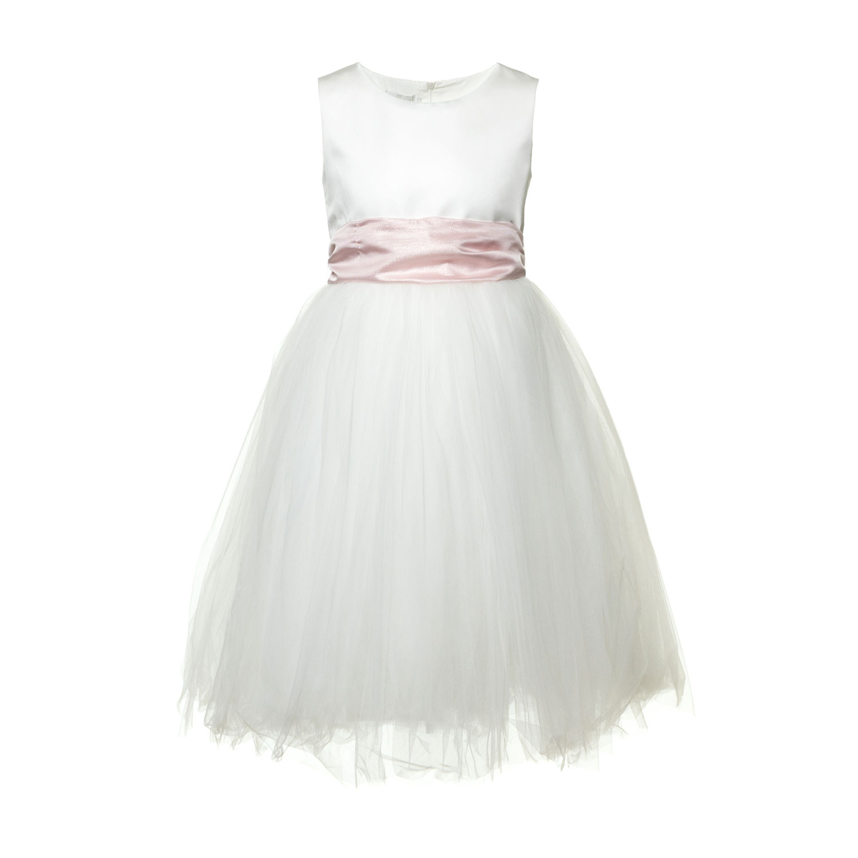 28f19ab47feae Elisabetta Ferri - Abito Elegante Bambina - annameglio.com shop online
