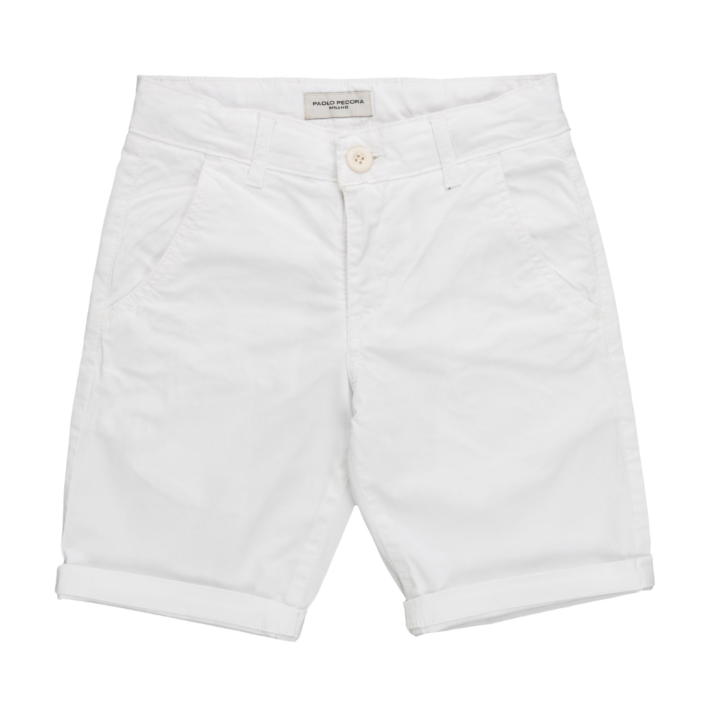 1e6d94655503 ... Boy White Bermuda Shorts.  28498-paolo pecora bermuda bianchi bambino-1.jpg
