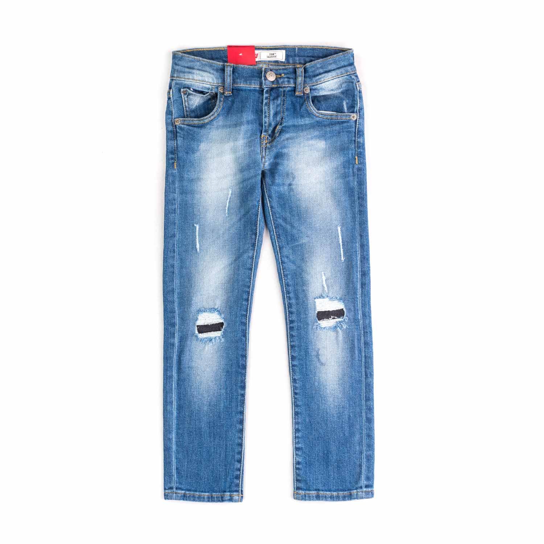 foto ufficiali 3439f 80177 Jeans Strappati Bambino Boy