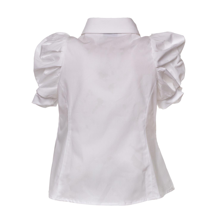 nuovo concetto cd727 40e9b Camicia Bianca Elegante Bambina