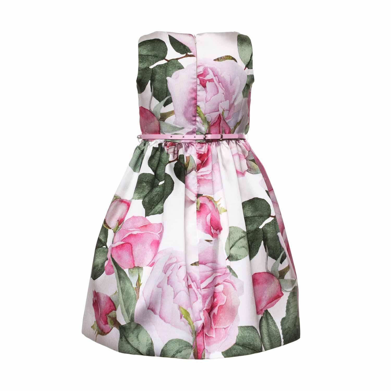 hot sale online df664 e3d46 Abito Elegante Rose Bambina