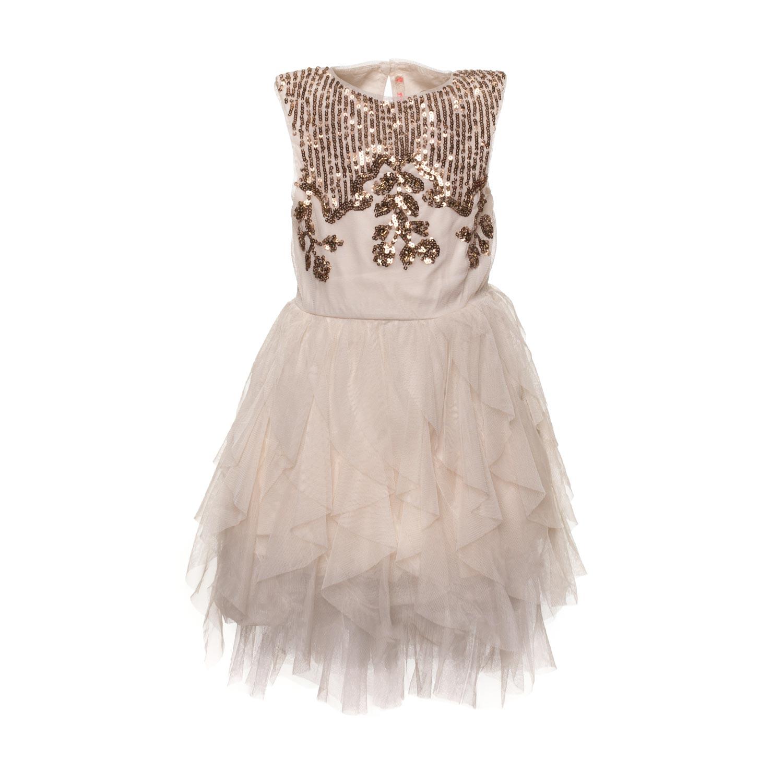 Vestiti Eleganti Bambina 12 Anni.Billieblush Abito Elegante Tulle Bambina Annameglio Com Shop