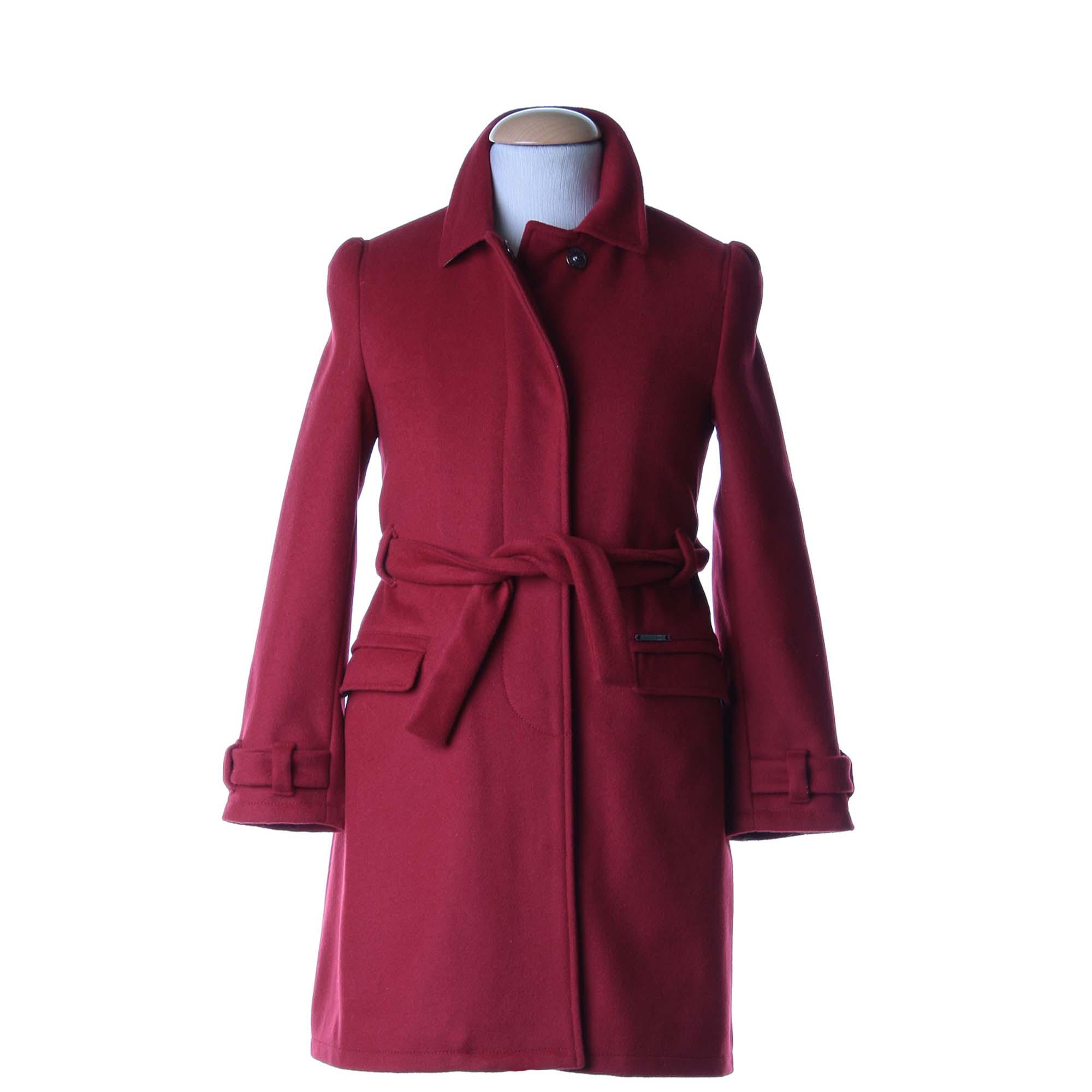 Burberry Väska Rosa : Burberry trench coat rosa violetto annameglio