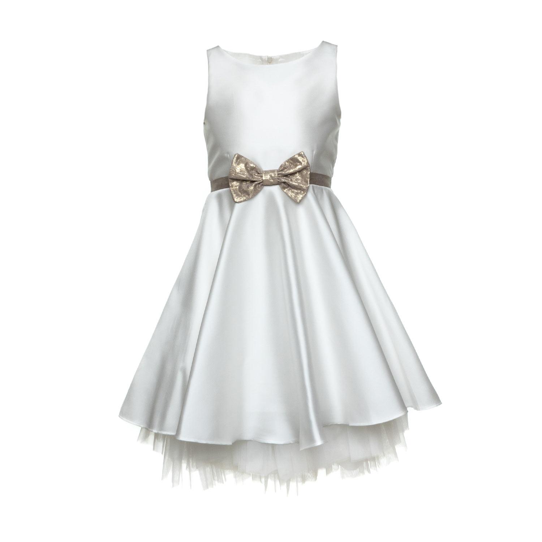 Vestiti Eleganti Da Bambina.La Stupenderia Vestito Elegante Bambina Teen Annameglio Com