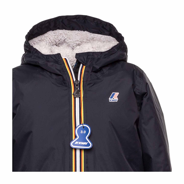 K-way Girls Claudette Coat