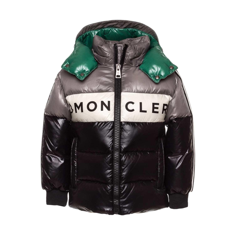 Moncler - Febrege Down Jacket For Boy - annameglio.com shop online