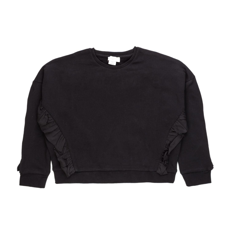 timeless design eced4 aad78 Black Sweatshirt For Girl