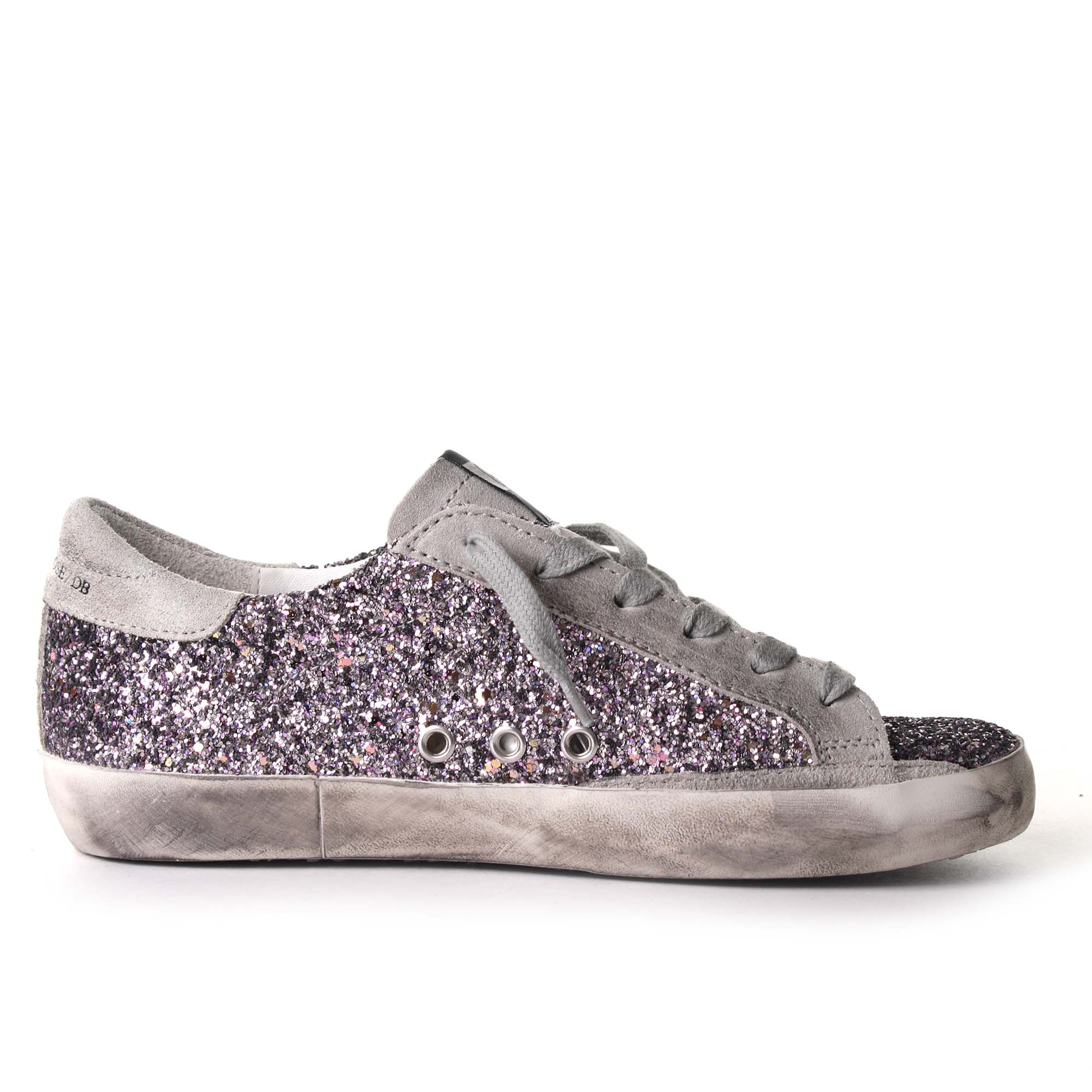Golden Goose Superstar Glitter