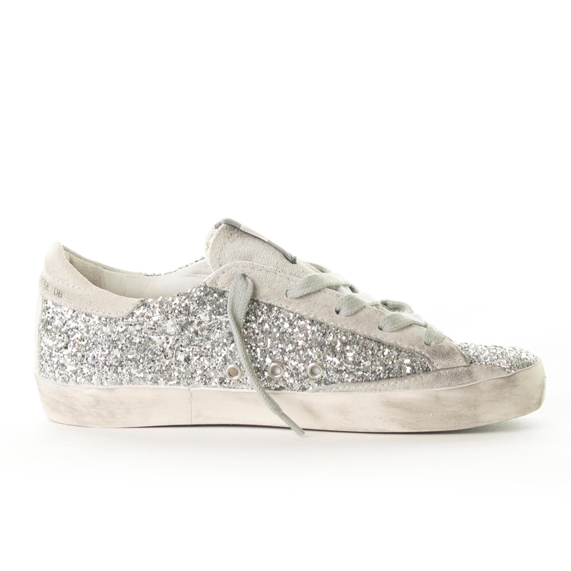 superstar multicolor argento