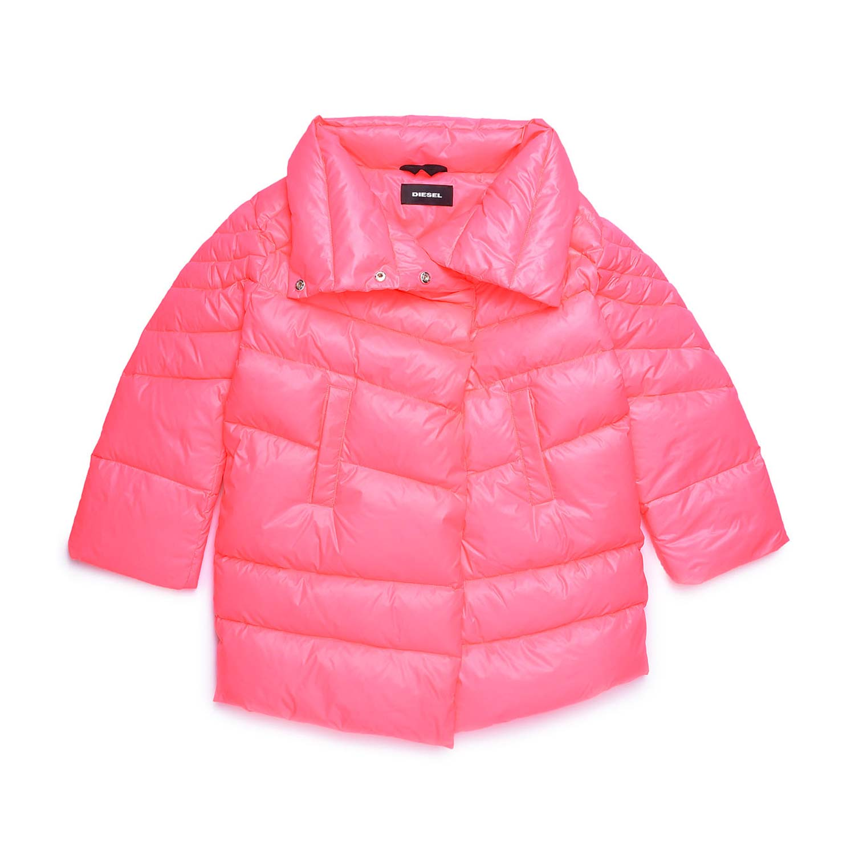 buy online 153ae 297b0 Piumino Fucsia Fluo Bambina Teen