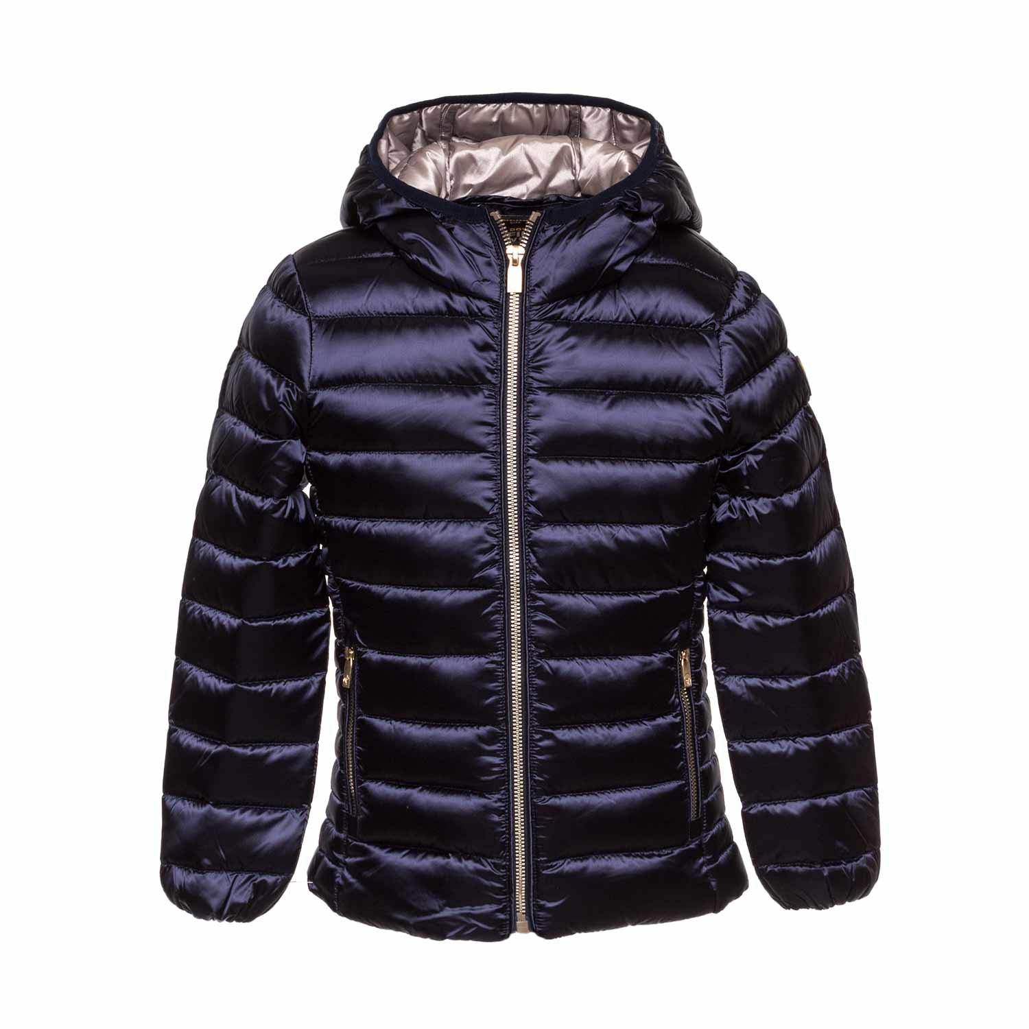 separation shoes 5551a 8fc4c Blue Aghata Girl Down Jacket