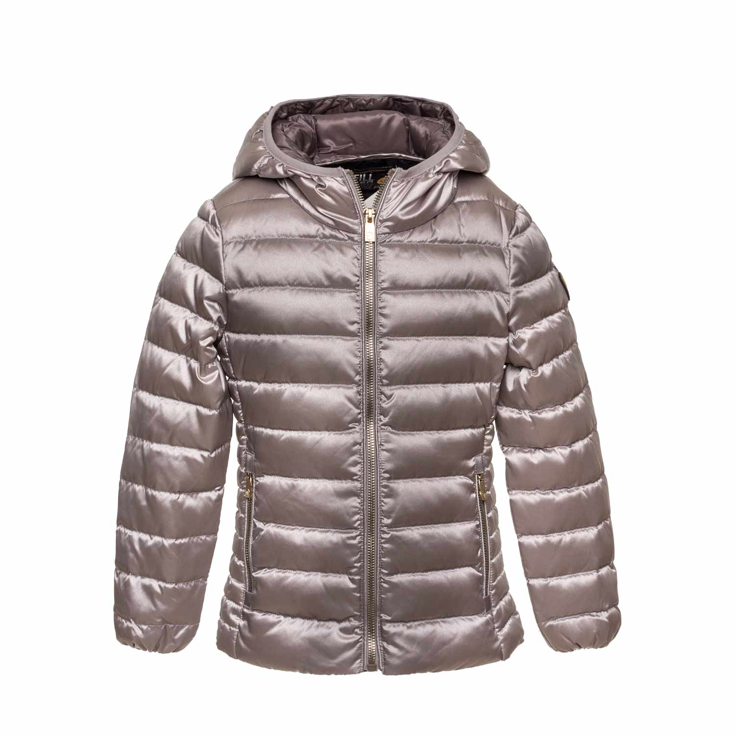 new concept 76f34 62b38 Silver Aghata Down Jacket