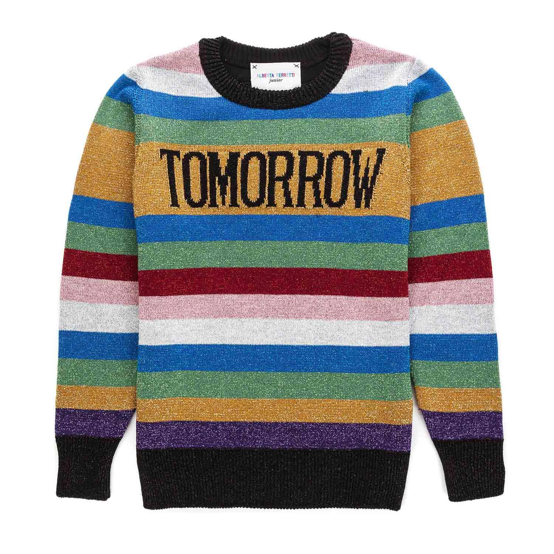 l'ultimo 19c8e a77da Tomorrow Pullover For Girl