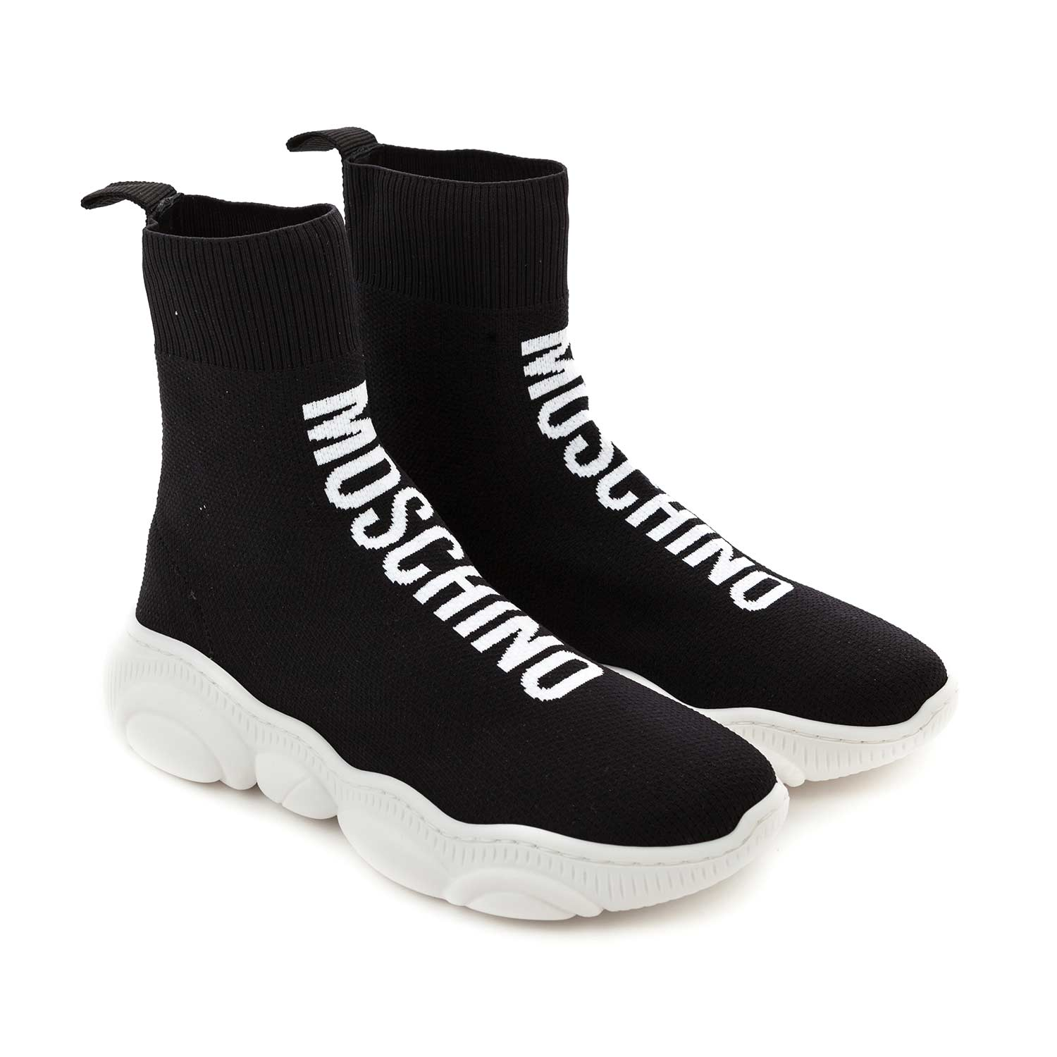 Moschino - Unisex Knit Sock Sneakers