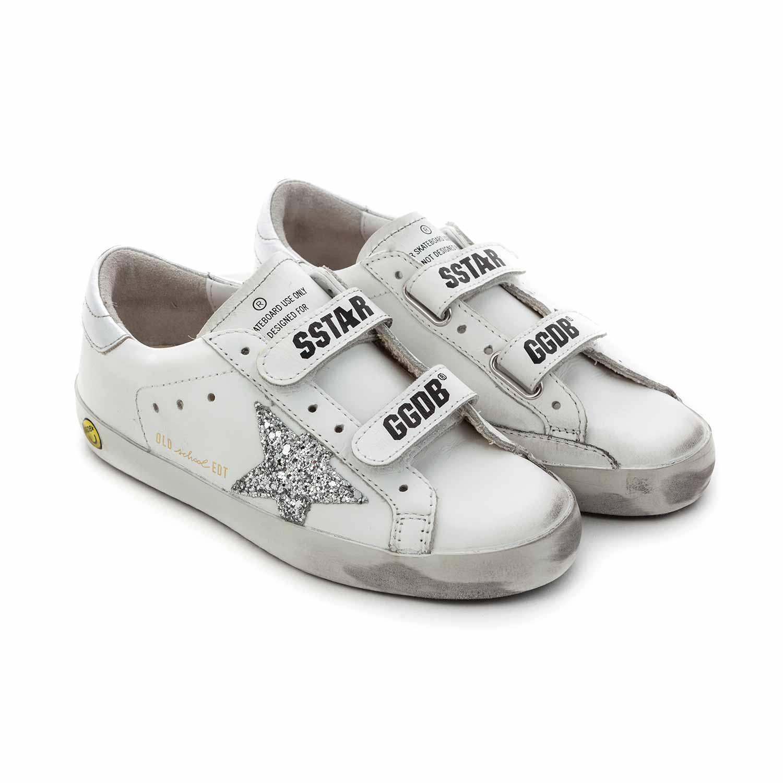 Golden Goose - Girl Old School Shoes