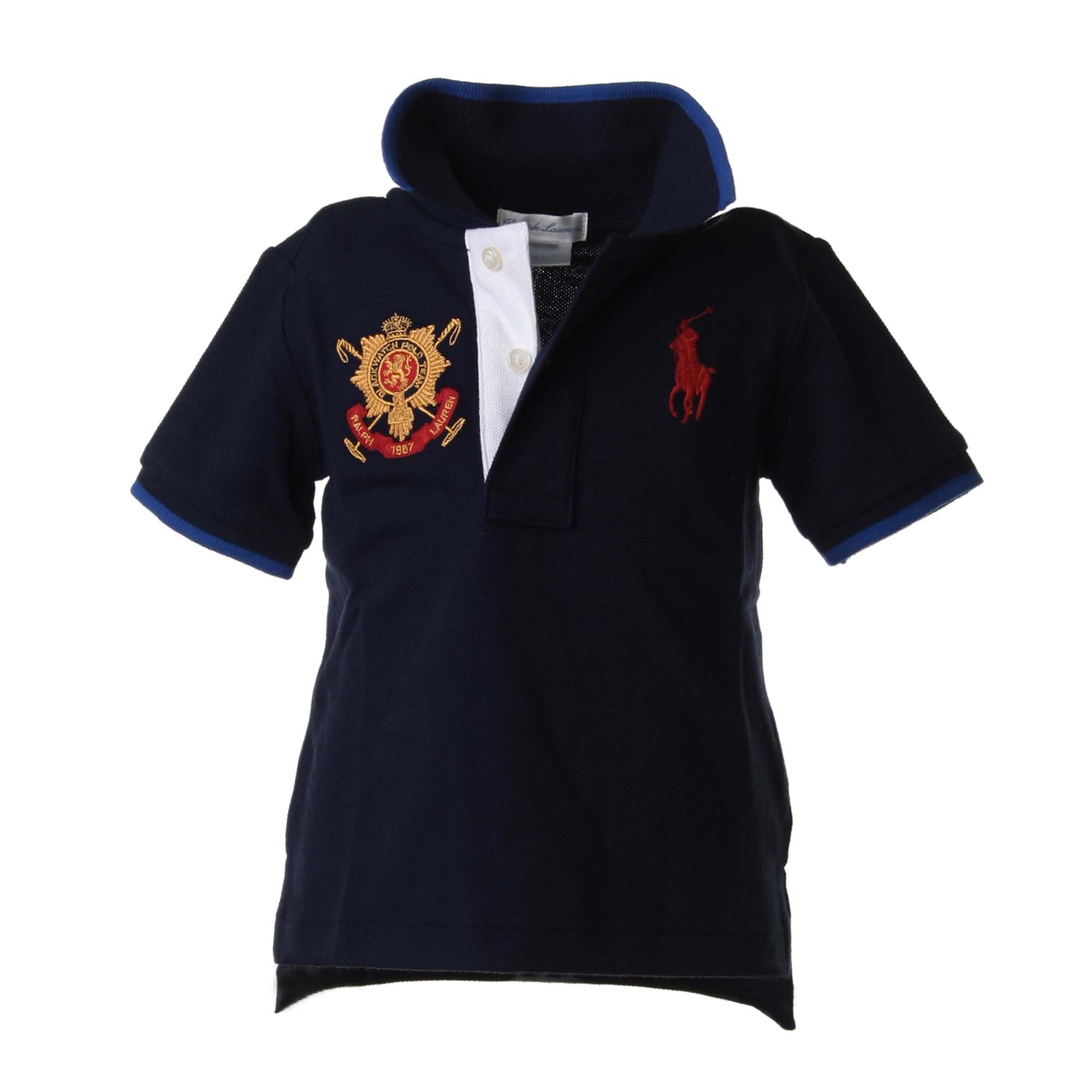 d79781dba Ralph Lauren - Big Pony   Logo Polo Kids Navy - annameglio.com shop ...