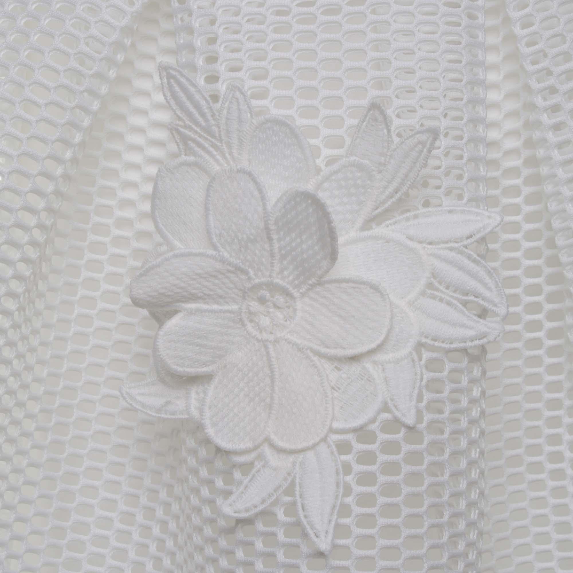 new product 46ff6 d5ff7 Abito Bambina Scamiciato Cerimonia Bianco