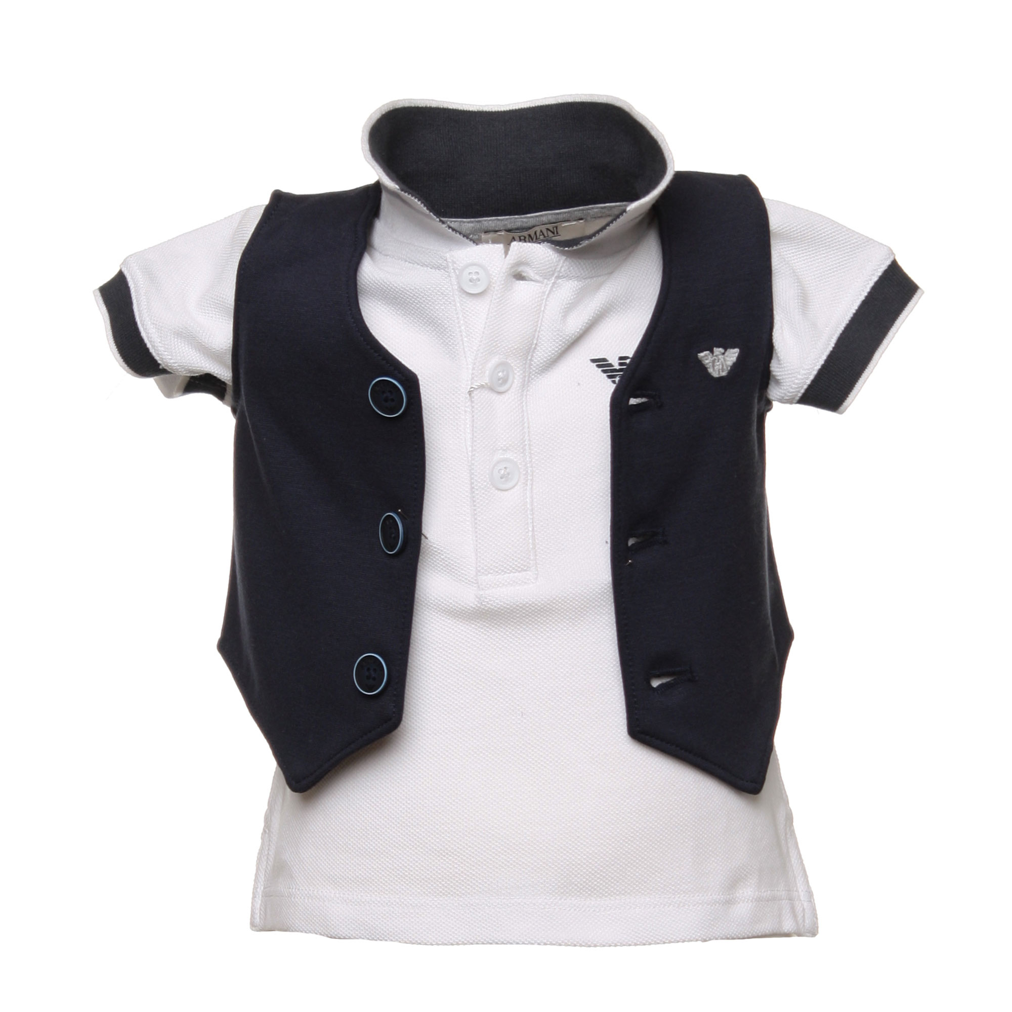 a2404e748603 Armani Junior - Gilet For Baby Boys - annameglio.com shop online