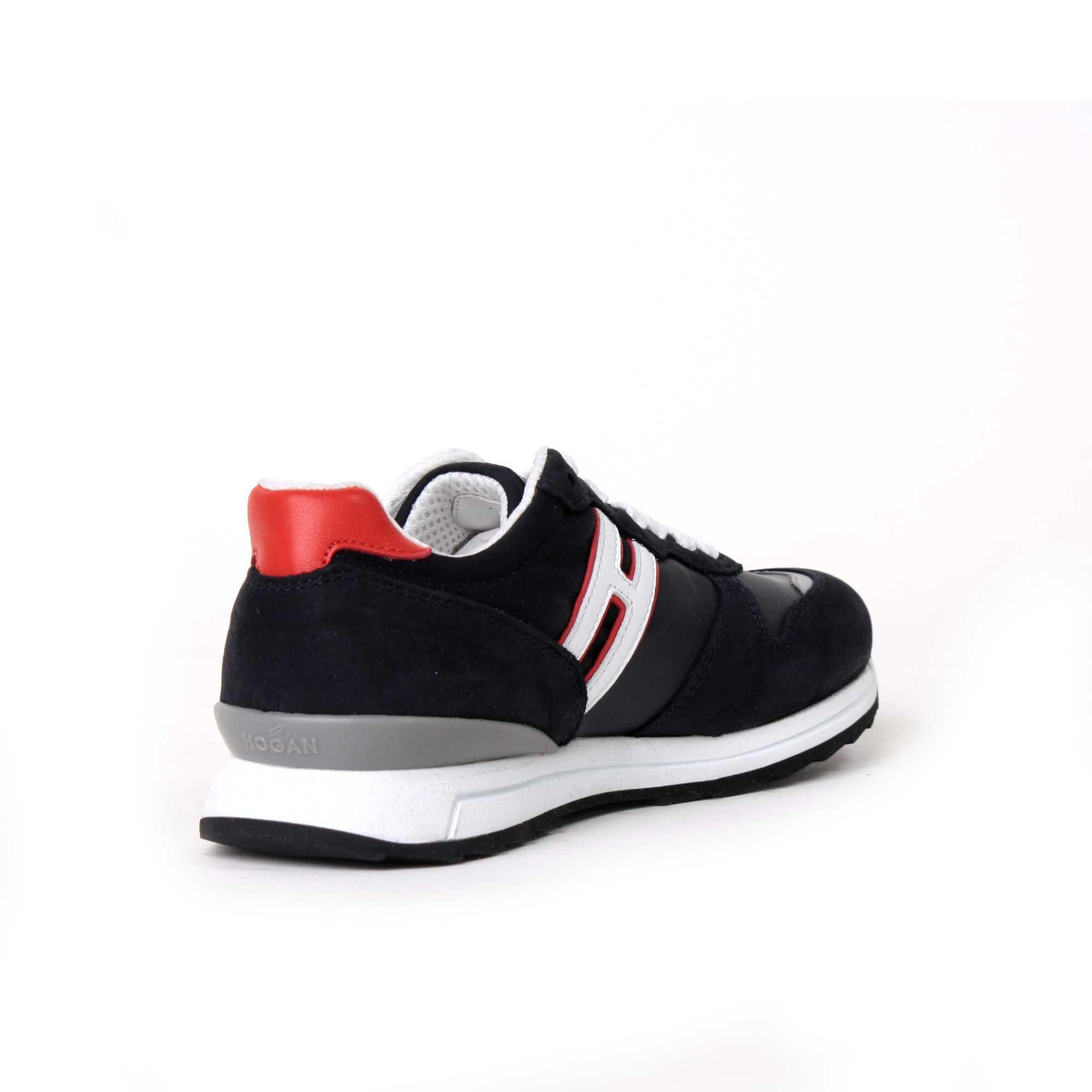 Alta qualit Sneakers Hogan Running Pelle vendita