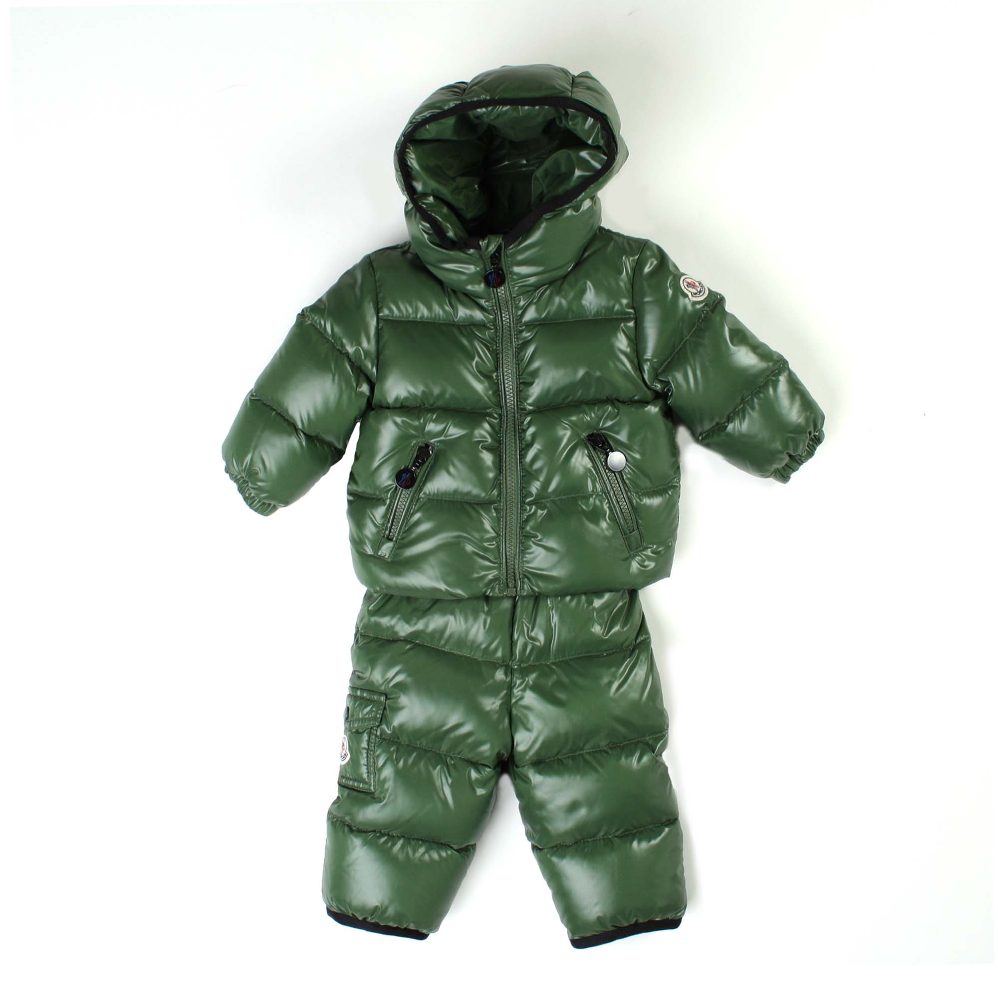 giacca neve moncler