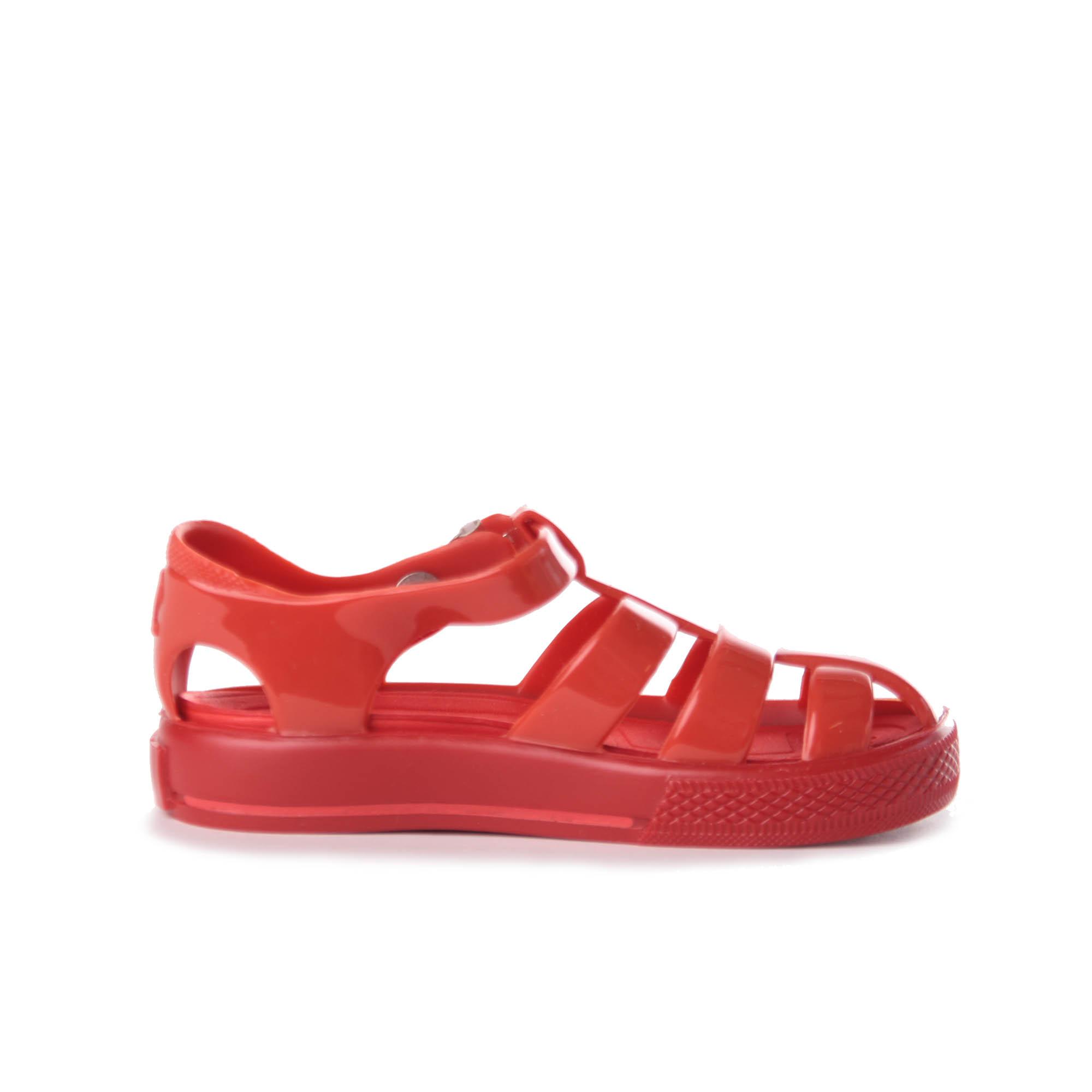 Sandali rossi per bambino Dolce&Gabbana Dolce MOvQcw