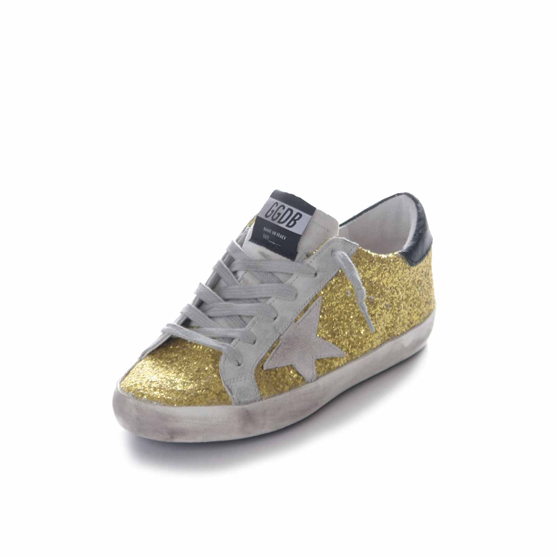 superstar glitter oro