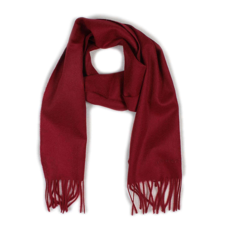 selezione premium 5f35f 3a53e Sciarpa Cachemire Rossa Girl