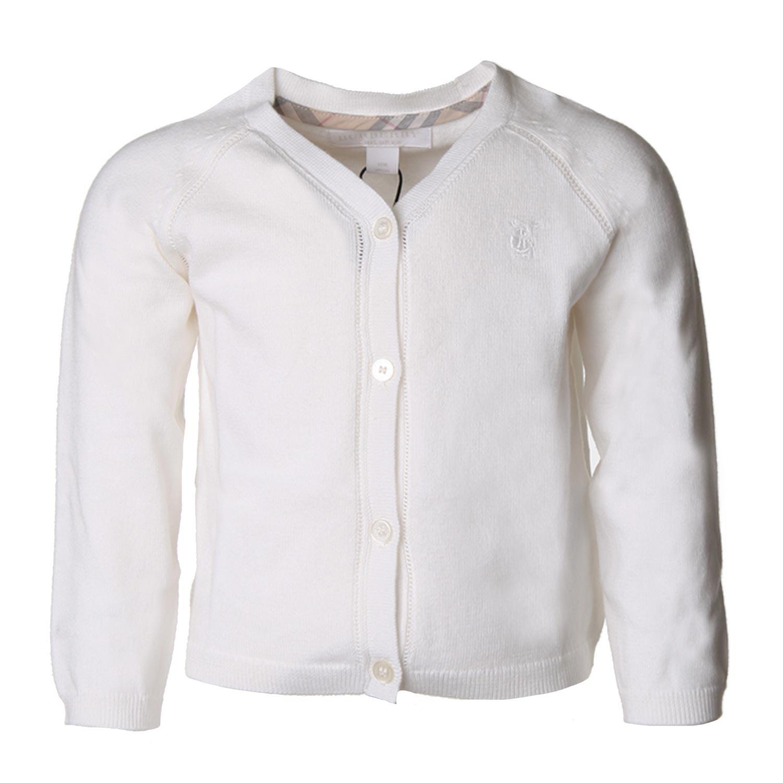 b67c8a39025b Cardigan Bimba Bianco