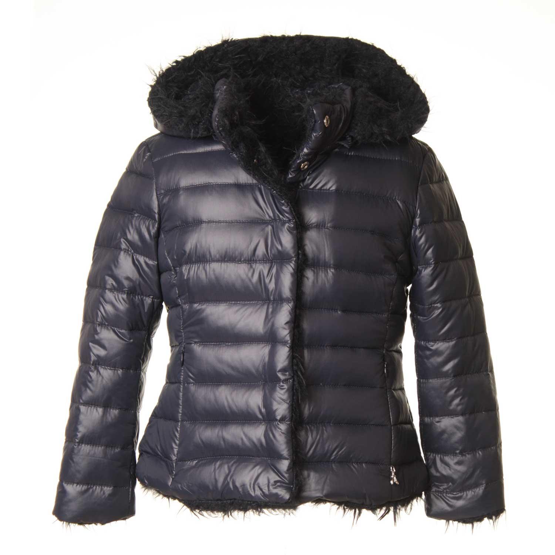 698468cd83 Patrizia Pepe - Reversabile Black Jacket - annameglio.com shop online