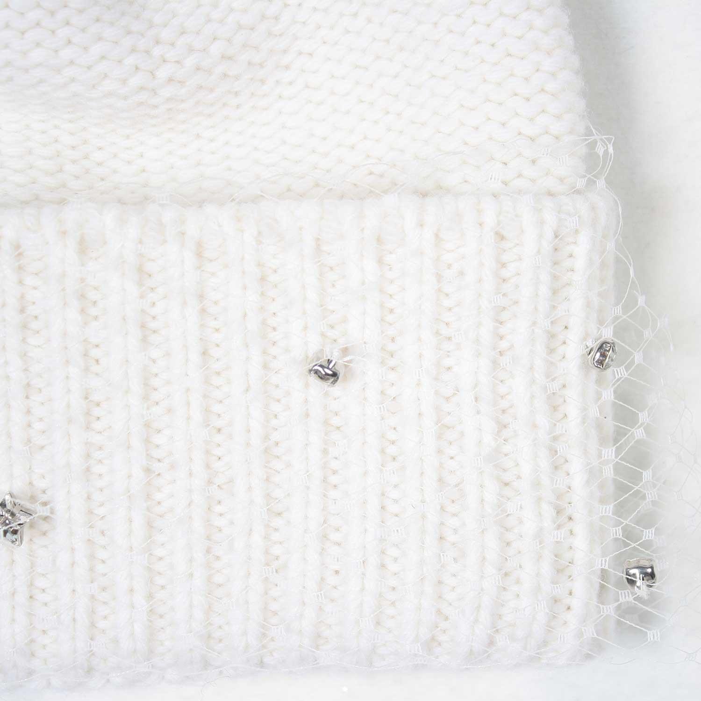 Pinko - Cappello Bianco Bambina - annameglio.com shop online 87a4cb31dc68
