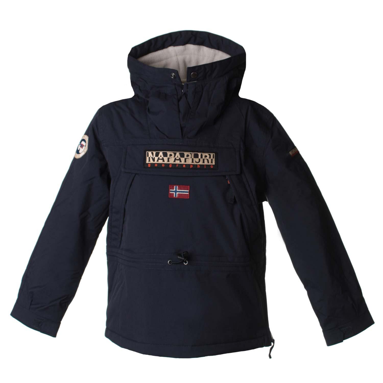 Online Designer Napapijri Giacca Skidoo Blu Junior Annameglio Com Shop