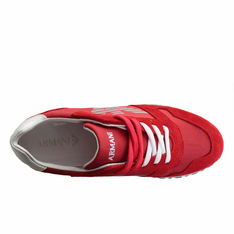 Junior Cdxbreo Rossa Online Armani Shop Sneaker 0O8kwPnX