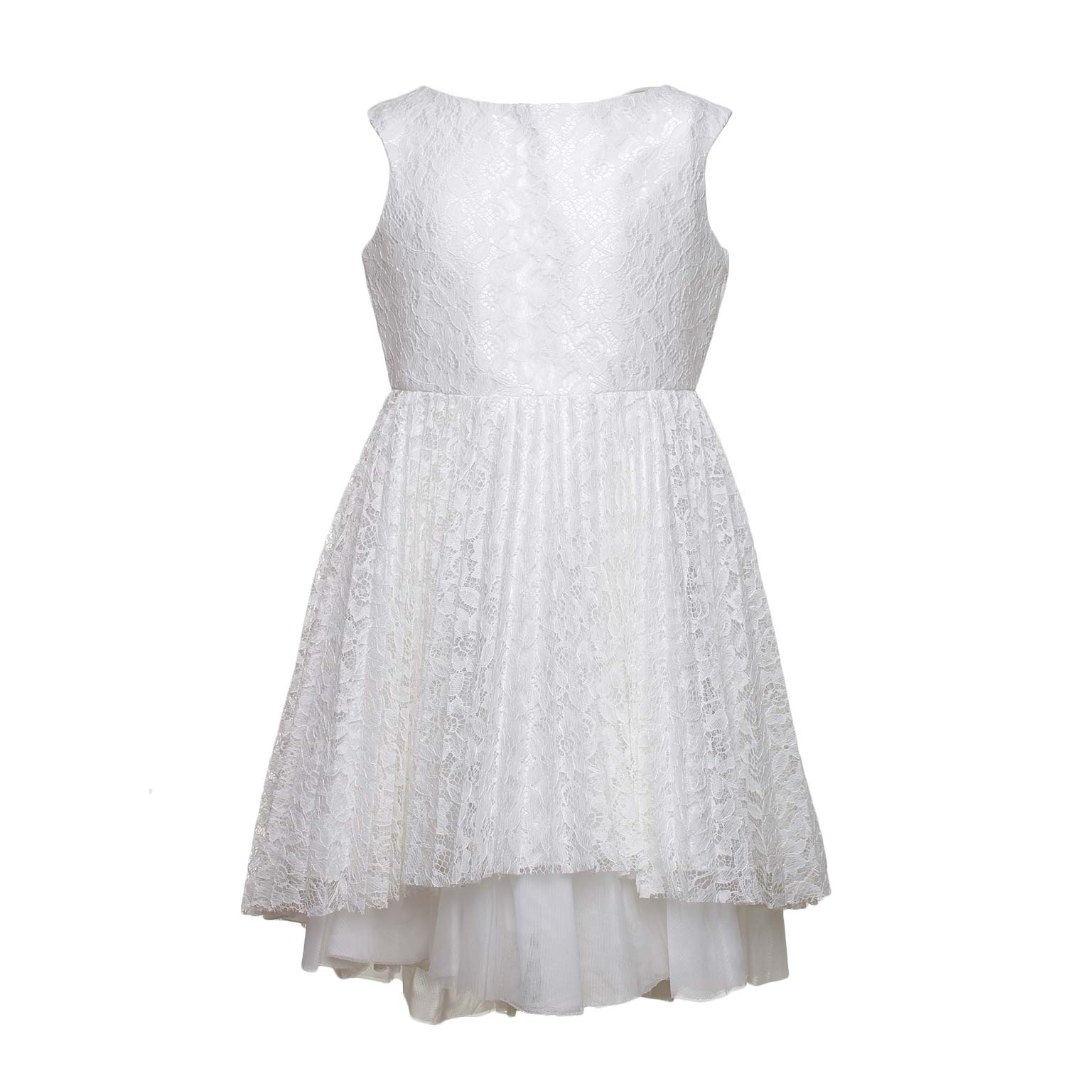new arrival 148a4 e7cca Abito In Pizzo Bambina Teenager