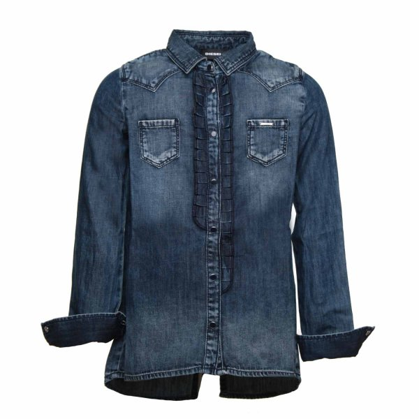 Diesel - CAMICIA GIRL IN DENIM