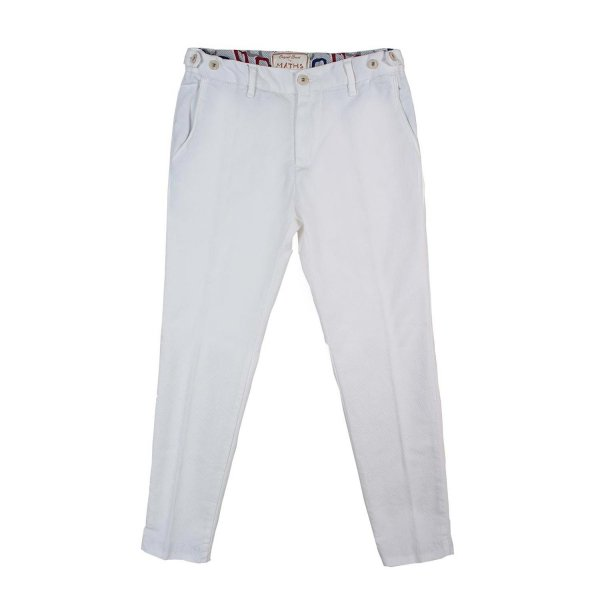 Myths - PANTALONE CHINO BIANCO JR TEEN